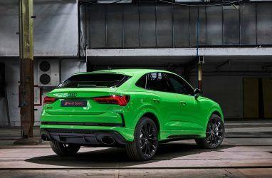 Стали известны российские цены на новый Audi Q3 Sportback