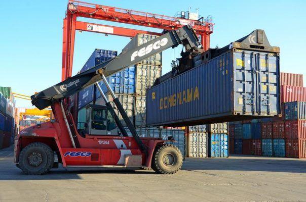 Порт Владивосток, ВМТП, контейнеры