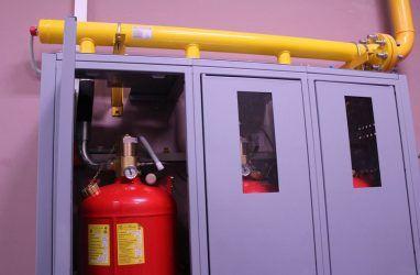 Приморская краевая картинная галерея получила новую систему газового пожаротушения