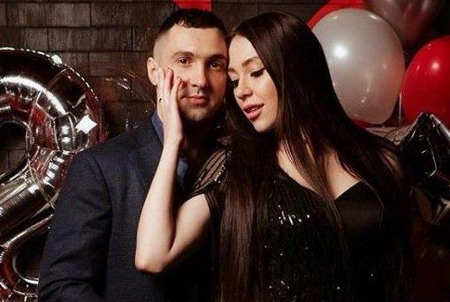 Алена Рапунцель и Денис Мокроусов