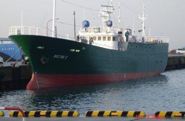 Рыболовецкое судно из Приморья сгорело в Охотском море