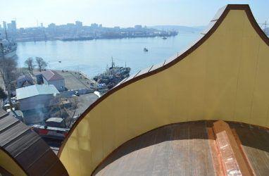 Во Владивостоке обсудили ход строительства Спасо-Преображенского кафедрального собора