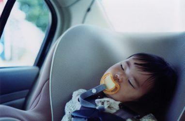 В Приморье с начала 2020 года выявили несколько тысяч нарушений правил перевозки детей в авто