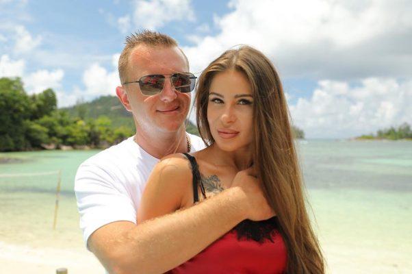 Илья Яббаров и Анастасия Голд