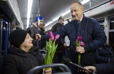 Мэр Владивостока Олег Гуменюк: «За год я ещё не заслужил поддержки 100% горожан»