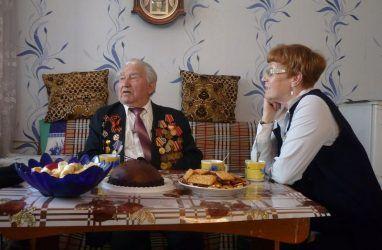 В Приморье исполнили мечту 93-летнего ветерана