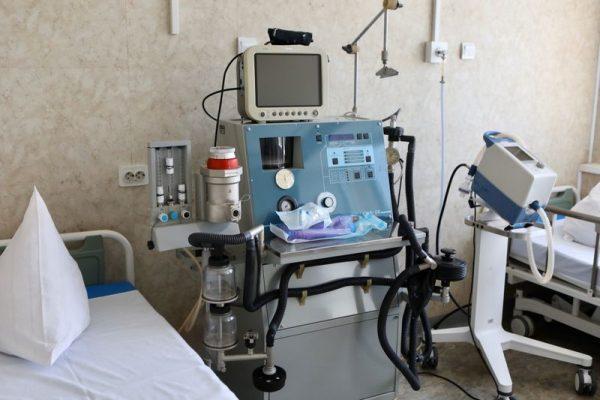ИВЛ, больница, коронавирус