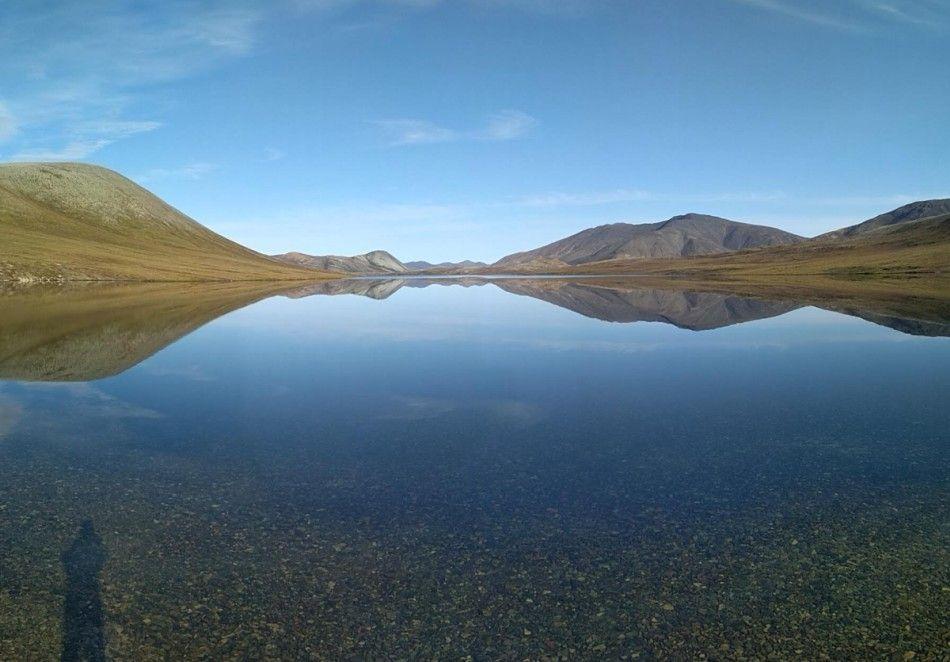 Озеро на Чукотке. Фото - пресс-служба «Кроноцкого государственного заповедника»