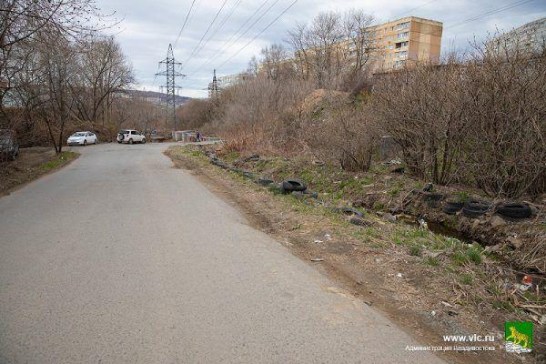 Дорога, улица Стрелковая
