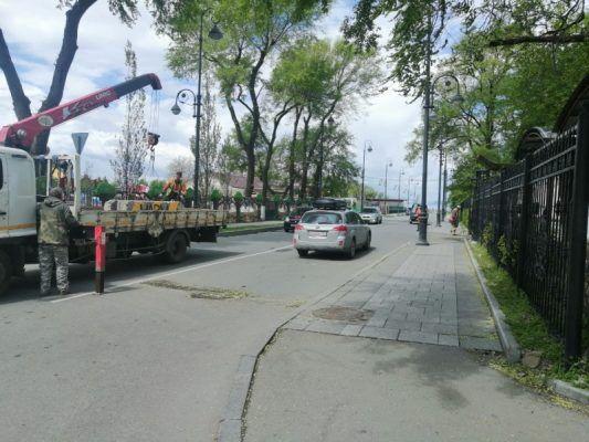 Улица Батарейная