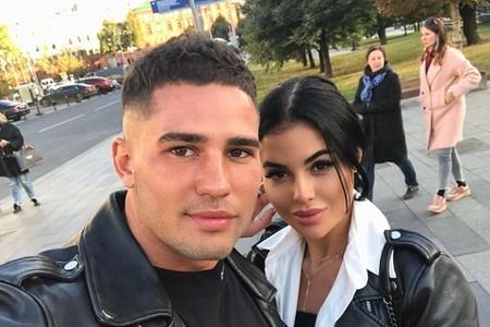 Захар Саленко и Яна Шафеева