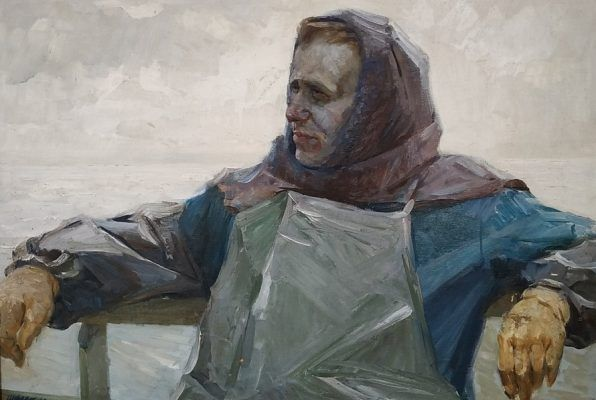 Работа Кирилла Шебеко