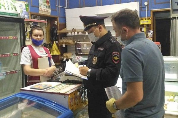 Масочный режим, штрафы, Находа. Фото - пресс-служба Находкинского городского округа
