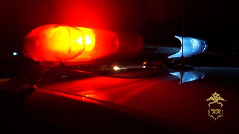 Проблесковые маячки, ДПС, ГИБДД, полиция. Фото - пресс-служба ОМВД России по городу Уссурийску