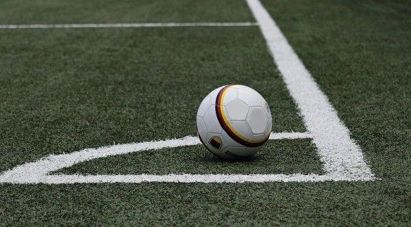 Футбол, футбольный мяч, поле. Фото - pixabay