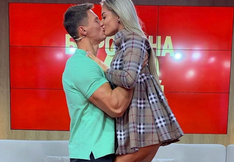 Екатерина Скалон и Павел Бабич