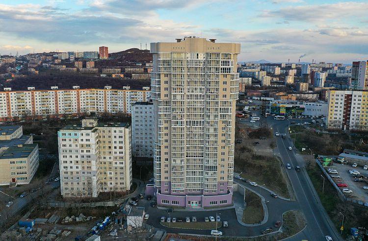 Жилой дом, дома, многоквартирный дом, многоэтажка, арендное жилье. Фото - пресс-служба ППК