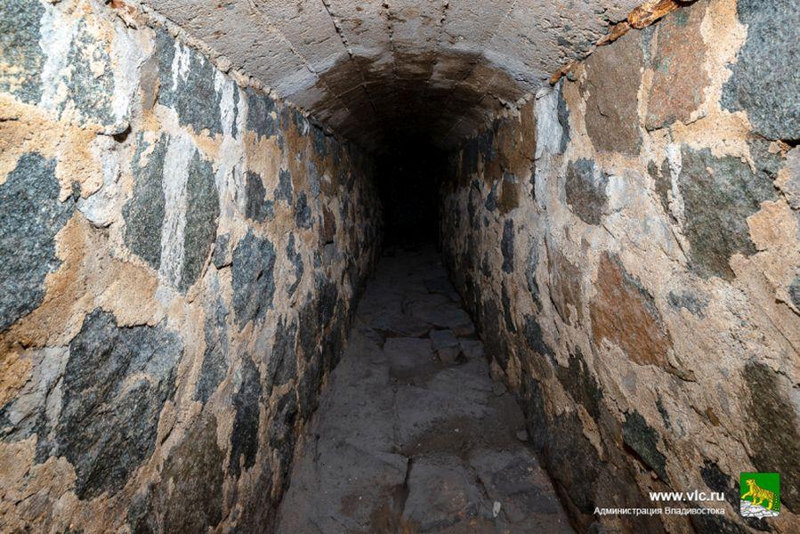 Таинственный подземный тоннель