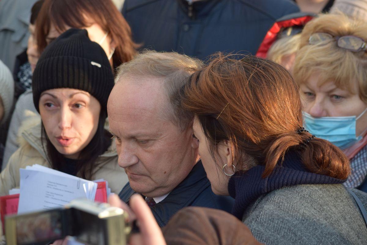 Олег Гуменюк и Полина Мансурова