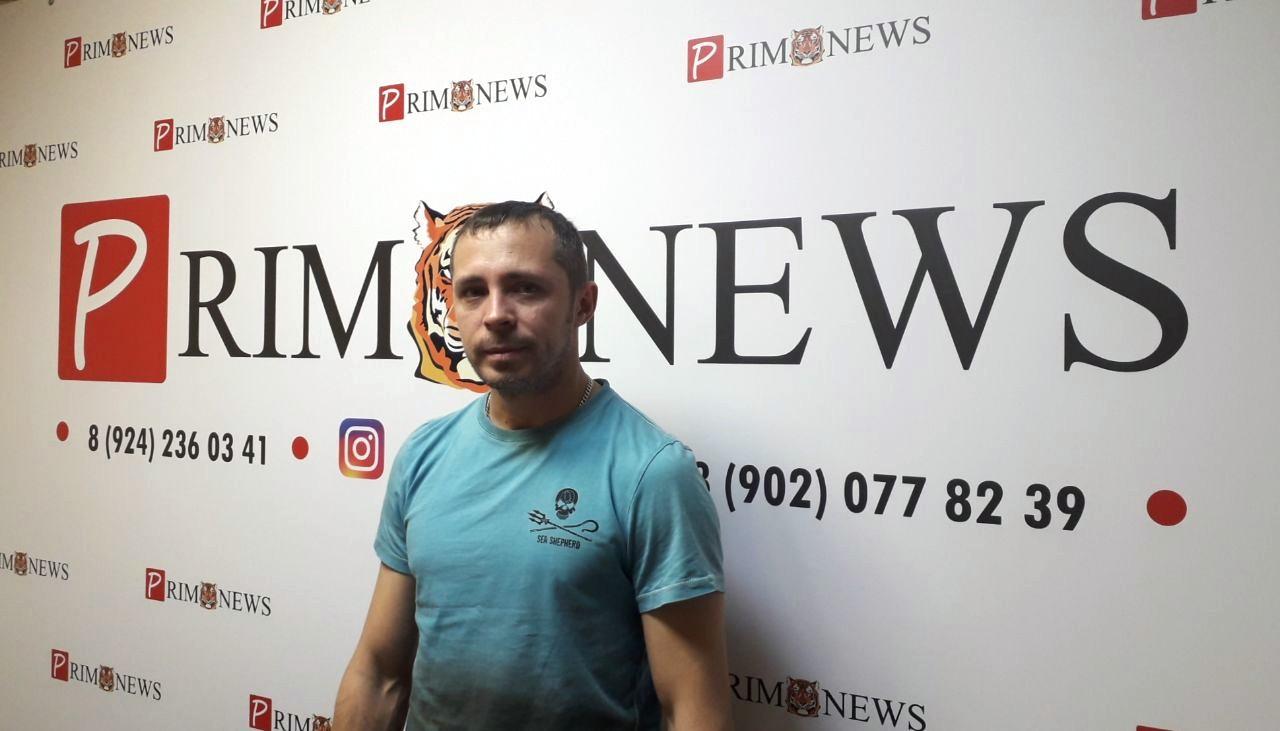 Николай Дубовик в редакции Prim.News