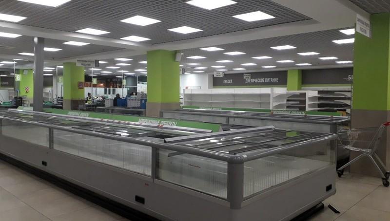 Супермаркет, дефицит
