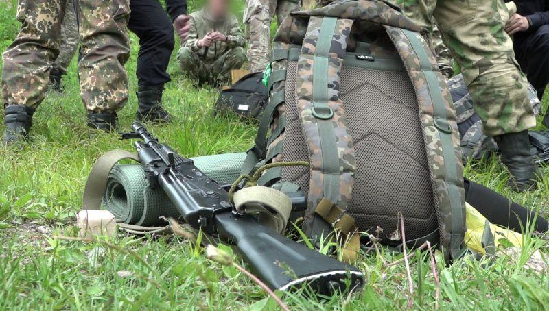 Чемпионат по стрельбе, стрельба, оружие. Фото - пресс-служба МВД по Приморскому краю