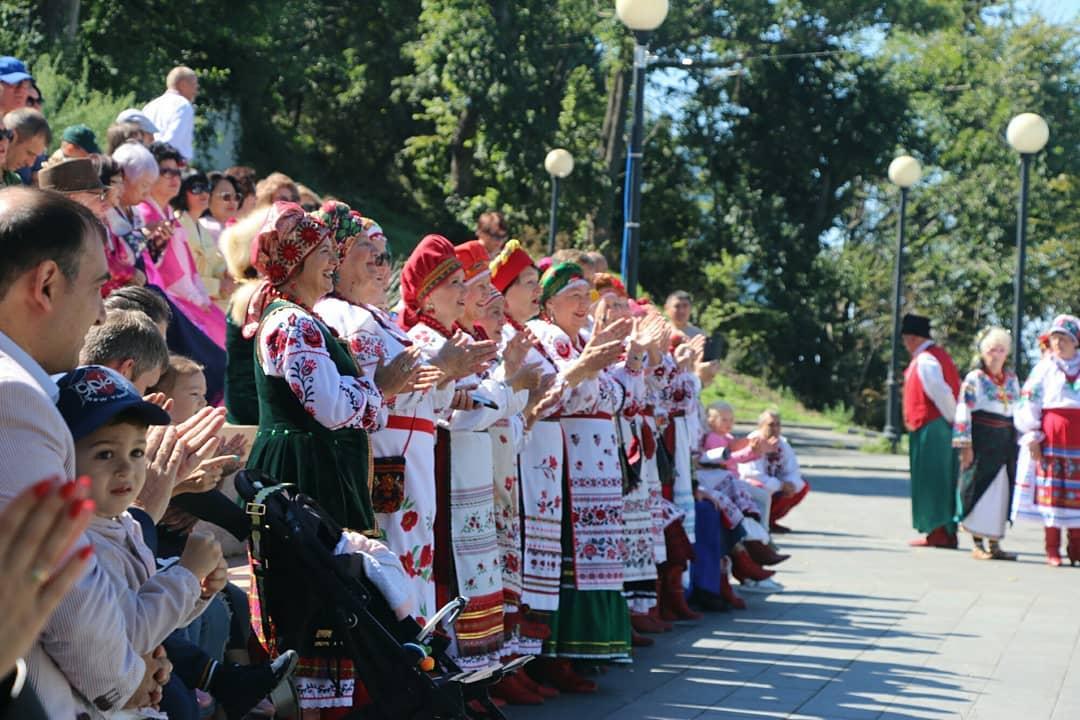 Украинский хор